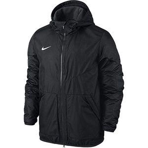 Nike Men's Team Fall Black Jacket Size M